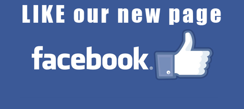 New FB page